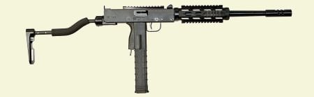 MASTERPIECE ARMS MPA20SST 9mm Carbine SST 30rd Mag - Newest 9MM MPA Carbine  With New Design Buttstock