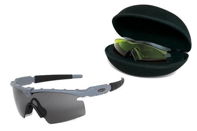 oakley si ballistic m frame 20 strike glasses 3 lens array 6495 free shipping