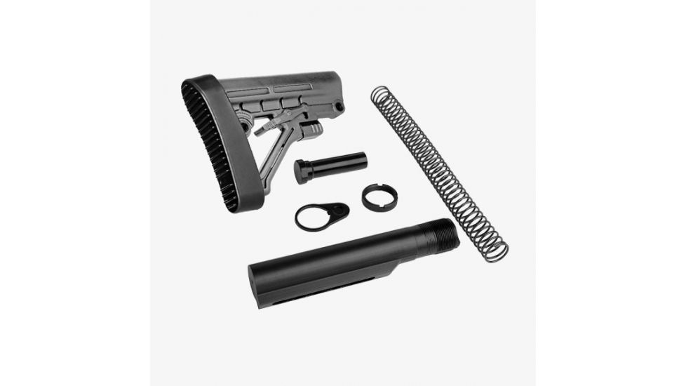 Trinity Force Grey Omega Stock Mil-Spec Assembly Kit - Free Shipping