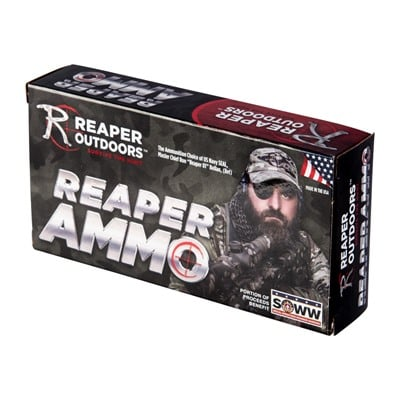 Reaper Ammunition LLC - 300 AAC Blackout 110gr Ballistic Tip Ammo - $374 99  shipped with coupon