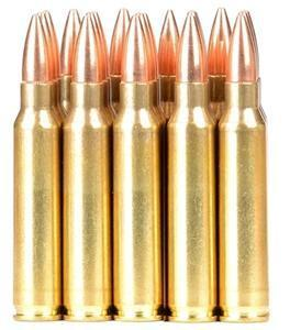 223 Rem, 55gr Solid Copper Bullets *Certified for use in California's  non-lead ammunition zone for non-game species - $68 56