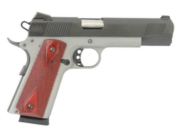 Blem PSA 1911 Stainless 45 ACP 5\