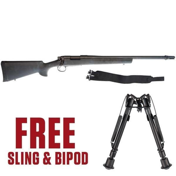 Remington 700 SPS Tactical 308 Win AAC SD + Free Sling & Bipod - $674 99  ($0 - $3 99 S/H)