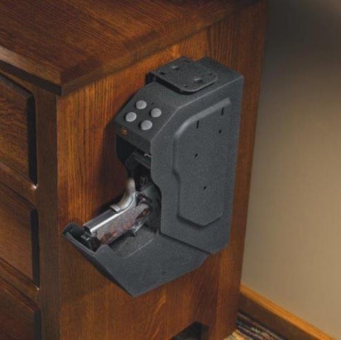 Backorder - VelocityVault by Cannon Handgun Safe - $69 99 + $2 99 S/H