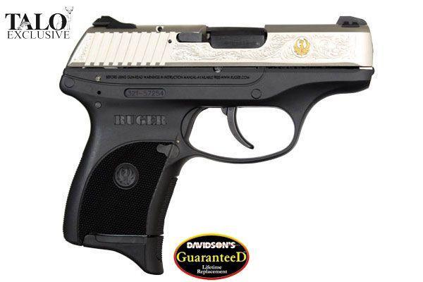 Armslist for sale: ruger lc9 talo silver edition semi-auto 9mm.
