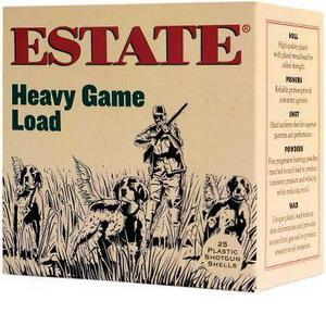 Estate Upland Hunting Shotshells - Per Case 250Rds - $53 88 + Free Shipping  (Free 2-Day Shipping over $50)