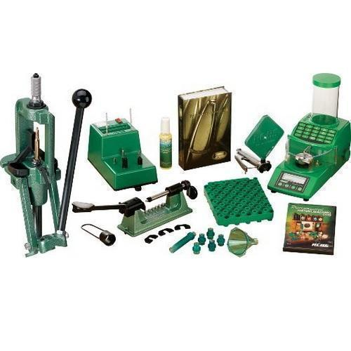 Rcbs Rock Chucker Supreme Deluxe Reloading Kit 599 88 Free 2 Day S H Over 50