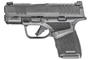 SPRINGFIELD Hellcat 9mm Black Micro Compact Pistol 000010372062