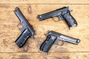 BERETTA Model 1951 Surplus 9mm Used Pistols 000010408895