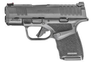 SPRINGFIELD Hellcat 9mm Black Micro Compact Pistol with Fiber Optic Sight 000010409445