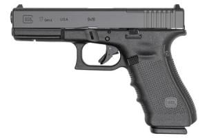GLOCK 17 MOS Gen4 9mm 10-Round Pistol (Made in USA) 000010410266