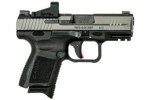 CANIK TP9 Elite SC 9mm Pistol with Shield SMS2 Red Dot Optic 000010411101
