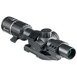 Burris RT-6 Rifle Scope with P.E.P.R. Mount - Matte Black 200472-PM