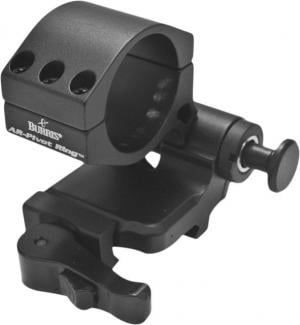 Burris Xtreme Tactical Picatinny Weapon Ring Tops AR-Pivot Ring 30mm for AR-Tripler 420168 420168