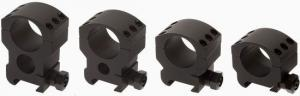 Burris Xtreme Tactical 1 Inch Riflescope Ring Pair, Low .75in, Black 420180 420180