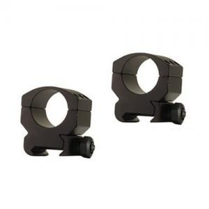 Burris XTR Tactical Med 1 inch Rings Matte 420181