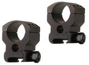 Burris Optics Xtreme Tactical High One Inch Matte Two Rings 420182 420182