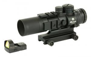 Burris AR-332 3x32mm Prism/ Fastfire III Black 000381301772