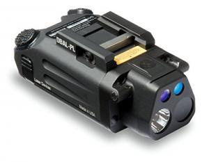 Steiner 9021 DBAL-PL Dual Beam Aiming Laser Green/IR Pistol Light ST9021
