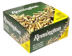 Remington Ammunition 21250 22LR 36, 12 Boxes with 525 Rounds/Box 004770000919