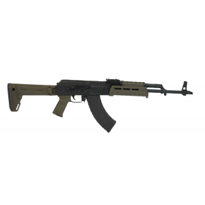 """PSAK-47 GF3 Forged """"MOEkov"""" Rifle, OD Green (No Cleaning Rod) - 5165450210 005165450210"""