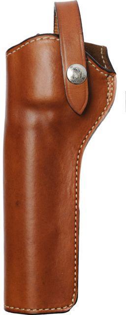Bianchi 1L Lawman Handgun Holster - Plain Tan, Left Hand 10064 013527100641