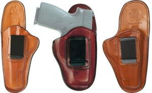Bianchi 100 Professional Holster - Plain Tan, Right Hand 19226 19226