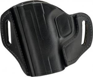 Bianchi 57 Remedy Belt Slide Holster, Ruger LC9 - Black, Left Hand 23959 013527239594