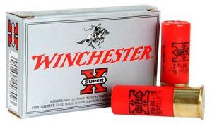 Winchester Super-X 12GA 2.75-inch #1BK 16 Pellets 5Rds XB121