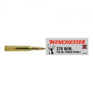 Winchester Super-X .270Win 130GR PP 20Rds X2705
