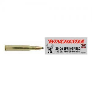Winchester Super-X 30-06SP 150GR PP 20rds X30061