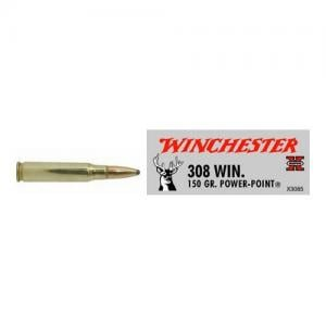 Winchester Super-X .308Win 150GR PP 20rds X3085
