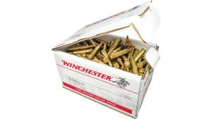 Winchester 55gr. FMJ 150 Round Value Pack Brass 5.56 020892225008