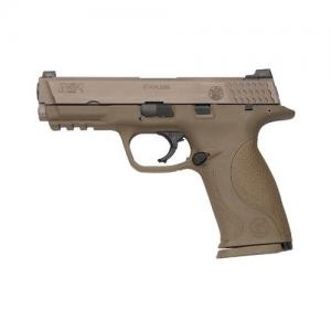 Smith and Wesson M&P9 VTAC FDE 9mm 4.25-inch 9mm 17rd VTAC Warrior Sights 209921