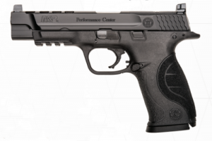 Smith and Wesson M&P40 Performance Center Black .40 SW 5-inch 15Rd Ported Slide 022188865448