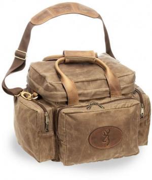 Browning Bag Santa Fe Lthr/Repel-Tex 121040081 023614016984
