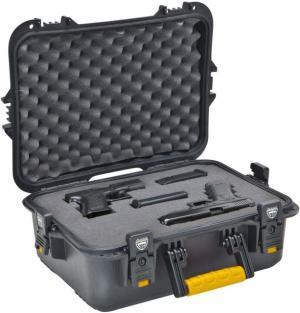 Plano Molding Large Weatherproof Pistol Case, 18.4in x14.25in x8in, 108021 024099108027