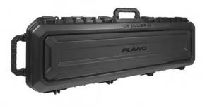 Plano Molding All Weather 52in Double Scoped Rifle/Shotgun Case,Black, PLA11852 PLA11852