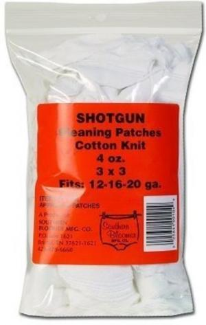 Southern Bloomer Shotgun Cleaning Patches 104 104