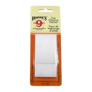 Hoppes Cleaning Patch 270-35 50/Bag 1203