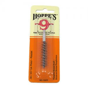 Hoppes Phosphor Bronze Brush Pistol 38CAL Single 1307P