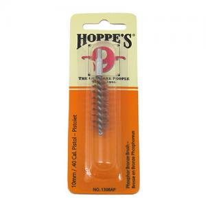 Hoppes Phosphor Bronze Brush Pistol 10mm/40 1308AP