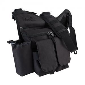 Allen Tactical Go Bag/Shoulder Bag, Black 026509108504