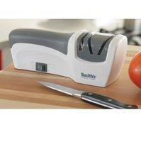 Smith Essentials Compact Electric Knife Sharpener White 027925500354