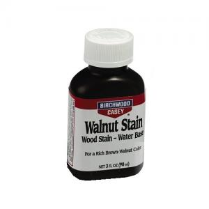 Birchwood Casey 24123 Walnut Water Stain Liquid 3 OZ 029057241235