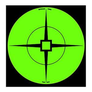 Birchwood Casey Target Spots Green 10-6 inch 33936