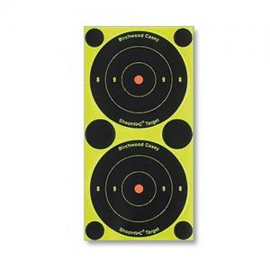 Birchwood Casey B312 Shoot-N-C 3 inch Round Target 12 Pack 3431512