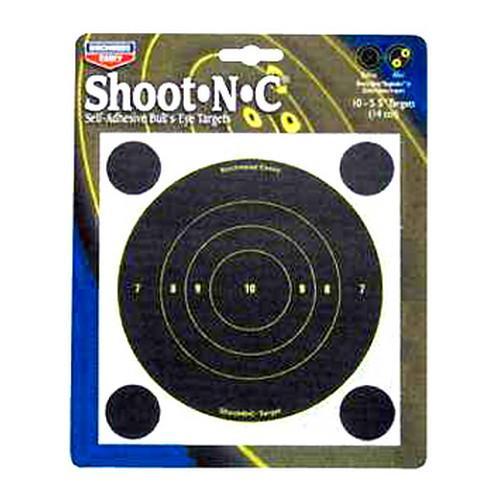 Birchwood Casey BI660 Shoot-N-C 5.5-inch Round 60pk 3455060