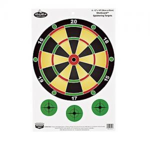Birchwood Casey DB ShotBOARD 12X18 8pk 35562