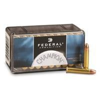 Federal, .22 Magnum, FMJ, 40 Grain, 50 Rounds 737